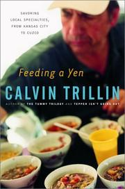 FEEDING A YEN by Calvin Trillin