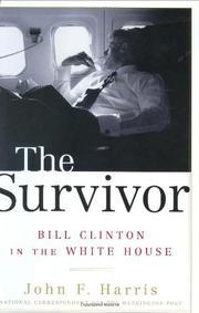 THE SURVIVOR by John F. Harris