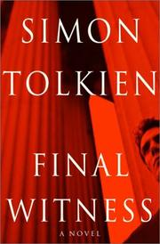Cover art for FINAL WITNESS