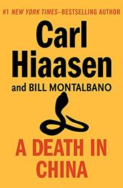A DEATH IN CHINA by Carl Hiaasen