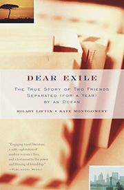 DEAR EXILE by Hilary Liftin