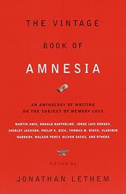 THE VINTAGE BOOK OF AMNESIA by Jonathan Lethem