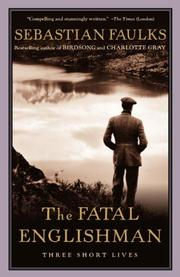 Cover art for THE FATAL ENGLISHMAN
