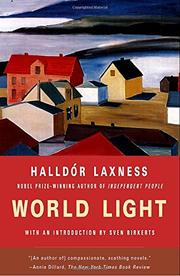 Cover art for WORLD LIGHT