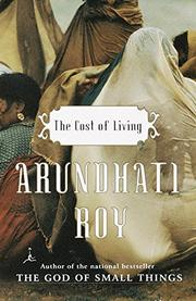 THE COST OF LIVING by Arundhati Roy