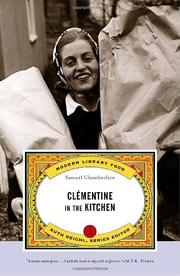 CLÉMENTINE IN THE KITCHEN by Samuel Chamberlain