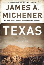 Book Cover for TEXAS