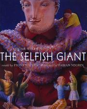 OSCAR WILDE'S THE SELFISH GIANT by Fiona Waters