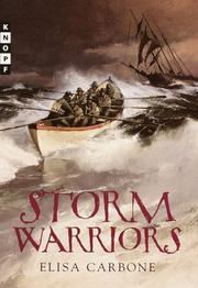 STORM WARRIORS by Elisa Carbone
