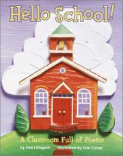Book Cover for HELLO SCHOOL!