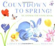 Book Cover for COUNTDOWN TO SPRING