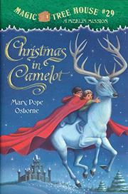 Cover art for CHRISTMAS IN CAMELOT