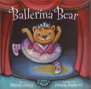 Cover art for BALLERINA BEAR