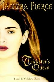 Book Cover for TRICKSTER'S QUEEN