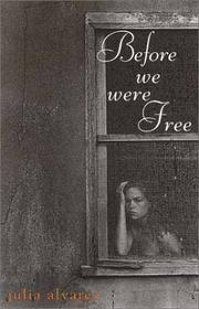 Book Cover for BEFORE WE WERE FREE