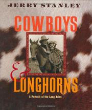 COWBOYS AND LONGHORNS by Jerry Stanley
