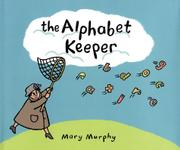 Cover art for THE ALPHABET KEEPER