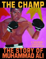 THE CHAMP by Tonya Bolden