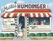 Book Cover for MATILDA'S HUMDINGER
