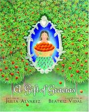 Cover art for A GIFT OF GRACIAS