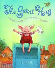 Book Cover for THE GIANT HUG