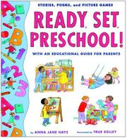 Cover art for READY, SET, PRESCHOOL!