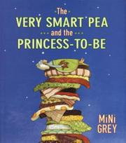 Book Cover for THE VERY SMART PEA AND THE PRINCESS-TO-BE