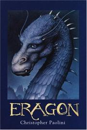 Cover art for ERAGON