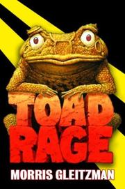 Book Cover for TOAD RAGE