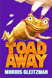Book Cover for TOAD AWAY