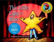 THIS LITTLE LIGHT OF MINE by Raffi