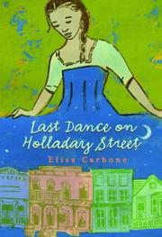 Book Cover for LAST DANCE ON HOLLADAY STREET