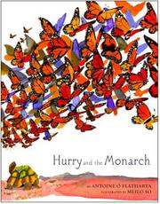 Cover art for HURRY AND THE MONARCH