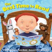 Book Cover for THE BEST TIME TO READ