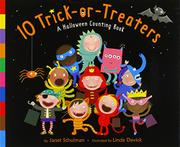 10 TRICK-OR-TREATERS by Janet Schulman