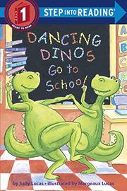 Book Cover for DANCING DINOS GO TO SCHOOL