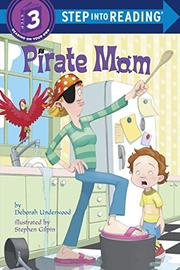 Cover art for PIRATE MOM