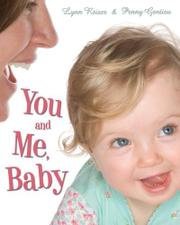 Book Cover for YOU AND ME, BABY
