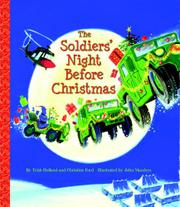 Cover art for THE SOLDIERS' NIGHT BEFORE CHRISTMAS