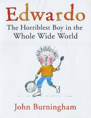 EDWARDO by John Burningham