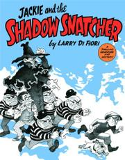 Cover art for JACKIE AND THE SHADOW SNATCHER