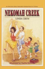 NEKOMAH CREEK by Linda Crew
