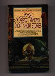100 GREAT FANTASY SHORT SHORT STORIES by Isaac Asimov