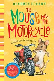 THE MOUSE AND THE MOTORCYCLE by Louis Darling
