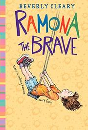 Cover art for RAMONA THE BRAVE