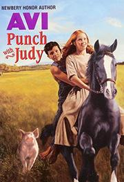 Cover art for PUNCH WITH JUDY