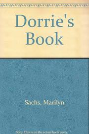 DORRIE'S BOOK by Marilyn Sachs