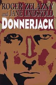 Cover art for DONNERJACK