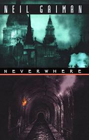 Cover art for NEVERWHERE