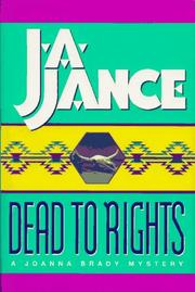 Book Cover for DEAD TO RIGHTS